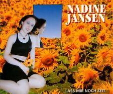 Nadine Jansen laisse-moi encore temps [Maxi-CD]