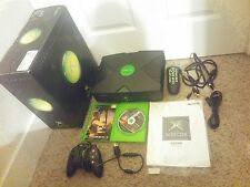 Microsoft Xbox Original Boxed 1 Console Japan import System NTSC-J US seller