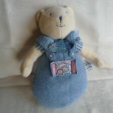 Doudou Ours Moulin Roty - Collecton Lila et Patachon