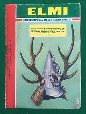 ELMI Enciclopedia delle meraviglie , Suppl. Intrepido n.25/1962