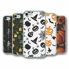 For iPhone 7 & 8 Silicone Case Cover Halloween Collection 4