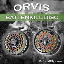 Orvis Battenkill Disc II Fly Reel 3-5wt - FREE SHIPPING