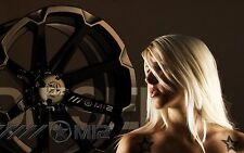"MSA MotoSport Alloys 14"" Diesel M12 Aluminum Rim Wheel Yamaha Honda Polaris"