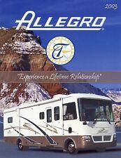 Prospekt brochure USA Tiffin Allegro Motorhome 2003 Reisemobil Wohnmobil