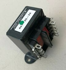 Signal A41 25 24 Transformer Chassis Mount 115230vac In 1224vct Out