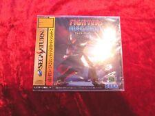 Fighters Megamix NEW Sealed Cat. No.GS9126 SEGA SATURN Japanese Jpn Game