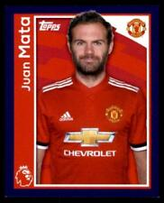Merlin's Premier League 2018 - Juan Mata Manchester United No. 199