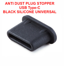 ANTI DUST USB TYPE-C SILICONE PLUG for SAMSUNG GALAXY A3 A5 A7 S8 S9 NOTE8 NOTE9