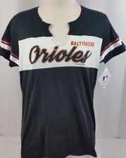 BRAND NEW Majestic Genuine Merchandise Baltimore Orioles  Women's Shirt