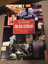 A Era dos Extremos Livro Portugues  Portuguese Book