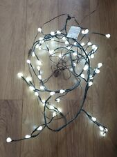 Connectable 60 Plug In Branch Fairy Lights Globe Ball Indoor Lights