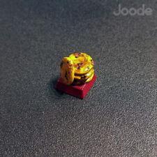 Cookies Keycap Handmade Resin Custom Artisan