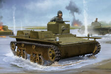 HobbyBoss 1/35 Soviet T-38 Amphibious Light Tank # 83865 @