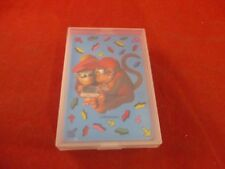 Donkey Kong Land 2 Nintendo Game Boy Promo Playing Card Deck Diddy Dixie NEW!