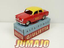 Mry10 car 1/48 mercury hachette: alfa romeo giulietta taxi di berna
