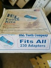 230sp Hampl Tooth Original Bucket Teeth And Pins 5 Pack Uniforged Deere