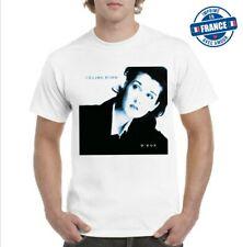 Tee-shirt  Céline Dion d'eux tailles aux choix