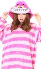 Sazac Disney Alice In Wonderland Cheshire Cat Costume Kigurumi F/S Japan NEW