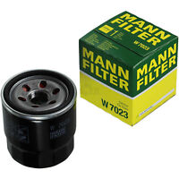 Original MANN-FILTER Ölfilter Oelfilter W 7023 Oil Filter