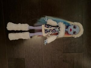 monster high abbey first wave
