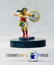 Heroclix Dc Rebirth Wonder Woman #015 Common w/ Card