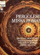Pergolesi: Missa Romana;  Escalonia Montserrat, Collegium aureum,  Quadrophonic