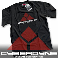 CyberDyne Systems Terminator Skynet Tee Movie Geek - Premium Mens Black T-Shirt