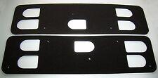 Mk2 Granada Pre-Facelift Rear Light Seals (Pair) 2.8 Injection Ghia x Falcon XD
