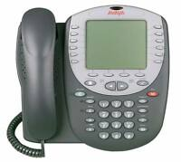 Avaya 4621SW Grey IP LCD Display Office Telephone Phone 4621D01A-2001