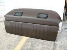 Porsche Leather Package Tray Brown