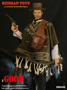 1/6 Scale Collectible Figure REDMAN TOYS Clint Eastwood Blonde iminime RM042
