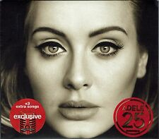 Adele - 25 - 3 Bonus Tracks Target Exclusive [New & Sealed] Digipack