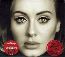 Adele - 25 CD - 3 Bonus Tracks US Import. New & Sealed + Booklet