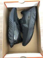 """Nike React Infinity Run Flyknit """"Triple Black"""" Men's Sz 8 (9.5 W) CD4371 011 New"""