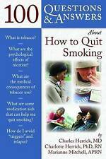 100 Q&A About How to Quit Smoking (100 Questions & Answers about)-ExLibrary