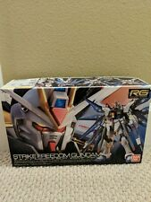 Bandai Hobby STRIKE FREEDOM GUNDAM RG 1/144 Model Kit USA NEW