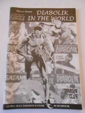 DIABOLIK in the world speciale la gazzetta di CLERVILLE tiratura limitata 500