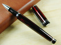 Baoer 508 Rollerball Pen , Elegant Writing Pen  , Flash Red Color