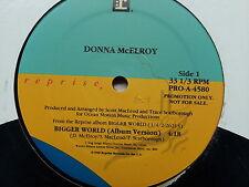 Donna McElroy - Bigger World