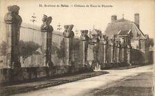 CPA  Environs de Melun - Cháteau de Vaux le Vicombe   (171102)