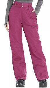 Arctix Ladies Fuschia Ski Pants