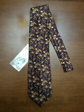 Jerry Garcia Tie 100% Silk New BNWT