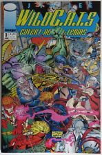 1992 WILDCATS COVERT ACTION TEAMS #3   -  VF                       (INV12353)