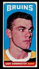 1964 Topps #72 Gary Dornhoefer RC SP EX Bruins
