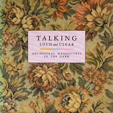 """Orchestral Manoeuvres In The Dark - Talking Loud And Clear  (7"""" Single 1984) EX"""