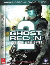 Ghost Recon Advanced Warfighter 2 - offiz. Lösungsbuch