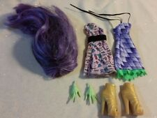 Monster High Doll Mummy & Gordon Create a Monster Starter Pack!!