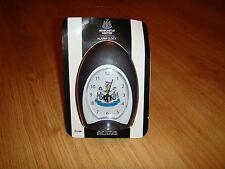 Newcastle United Soccer Clock England NUFC Football Alarm Official  NEW