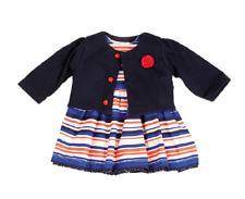 Puppenkleidung Puppen Kleid mit blauer Jacke für 25 cm Schildkröt Puppen 25747..