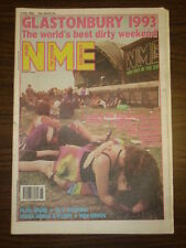 NME 1993 JUL 3 SUEDE STEREO MC LEMONHEADS BJORK VELVETS